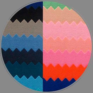 Ткань в корпоративных цветах
