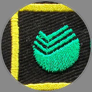 Вышивка или печать логотипа